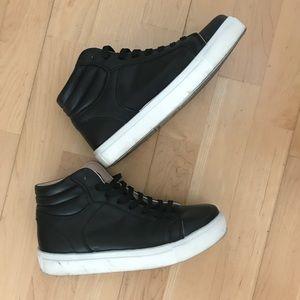 Topshop Cinger high-top sneaker